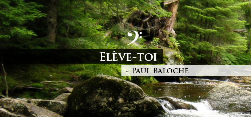Elève-toi – Paul Baloche