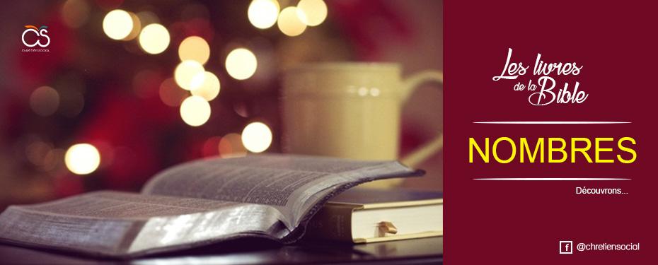 Les livres de la Bible : Nombres