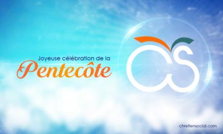 Joyeuse célébration de la Pentecôte