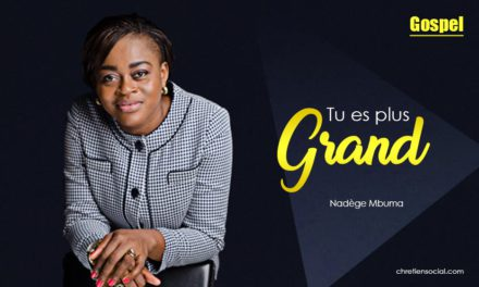 Tu es plus Grand – Nadège Mbuma