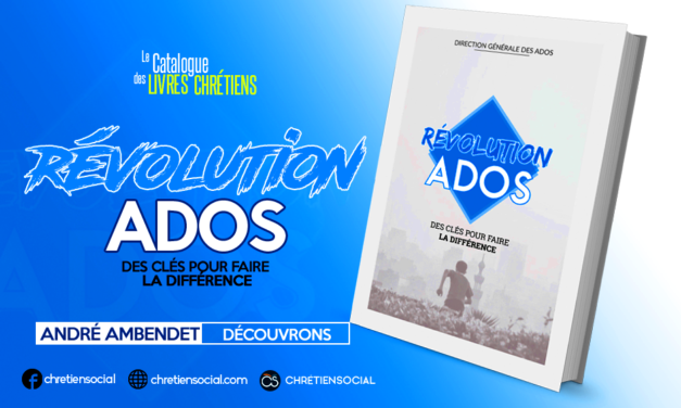Révolution ADOS – Des clés pour faire la différence – André AMBENDET
