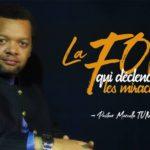La foi qui déclenche les miracles – Pasteur Marcello Tunasi