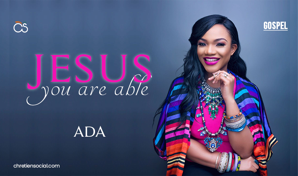 You are Able – Ada Ehi