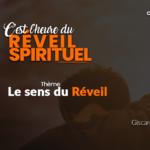 Le sens du réveil – Pastor Gee & Giscard Simon AKPI