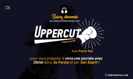 Suivez désormais Uppercut avec Pastor Gee