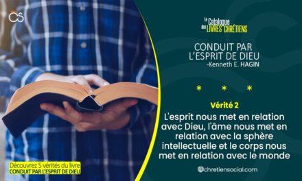 CONDUIT PAR L'ESPRIT DE DIEU : VÉRITÉ 2 – RÉVÉREND KENNETH HAGIN