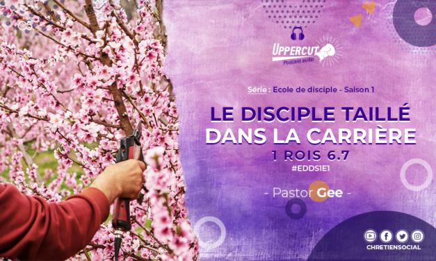 Série : Ecole de disciple – Saison 1 – Le disciple taillé dans la carrière