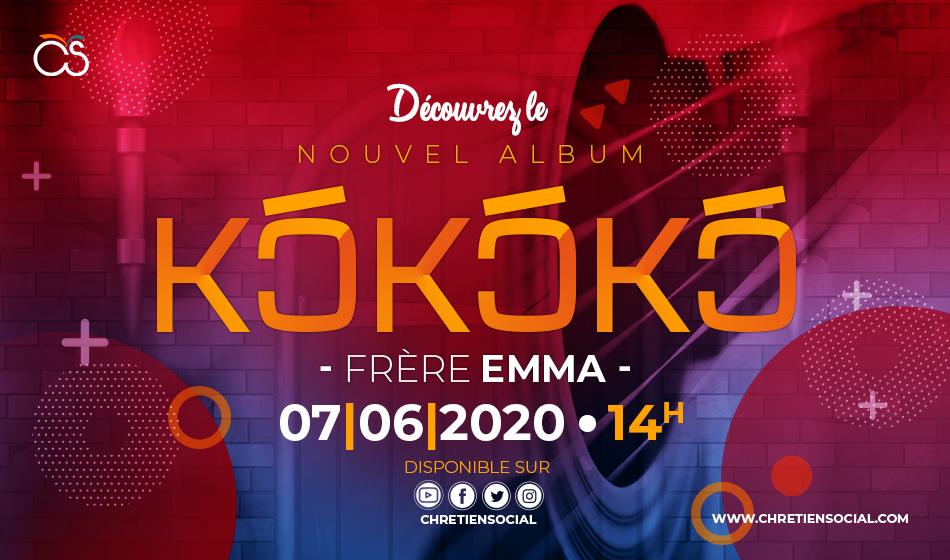 Teaser Album Kokoko - Frère Emma
