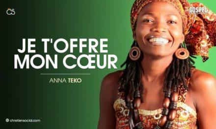 T'aimer seulement t'aimer – Anna Teko