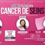 Atelier de sensibilisation sur le cancer de seins