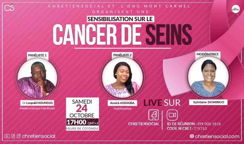 Sensibilisation sur le cancer de seins - officielle - 2 - OKK