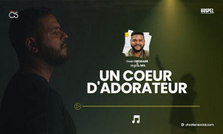 Un cœur d'adorateur – Gwen Dressaire feat. Virginie Nfa